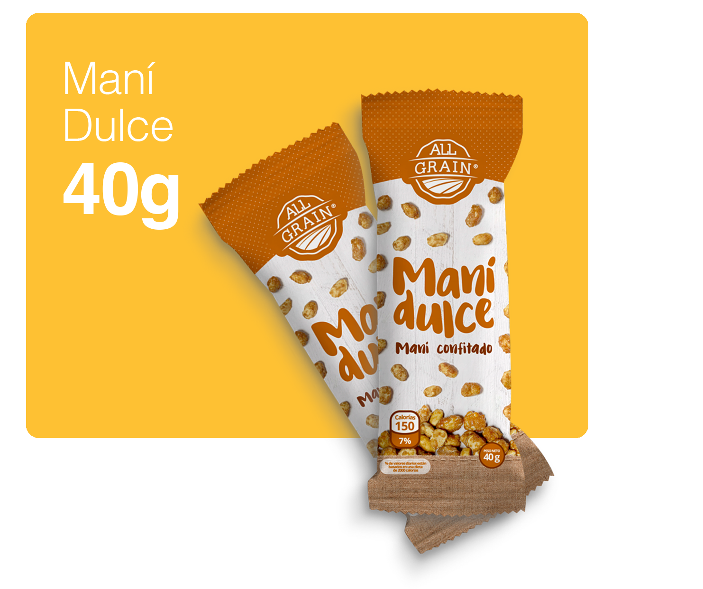 web maní dulce 40g
